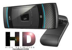 #Logitech #Google #Webcam #Video #Camera#HD #Gift #Computer #Youtube