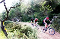 Guided Bike Tour in #Ibiza for those #bicycle lovers #LGBT visiting #Ibiza2014 with www.gaytoursibiza.com