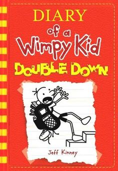 Diary of a Wimpy Kid: Double Down (Diary of a Wimpy Kid, #11) by Jeff Kinney — Reviews, Discussion, Bookclubs, Lists