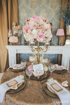 WedLuxe U2013 La Parisienne | Photography By: Simply Sweet Photography Follow  @WedLuxe For More