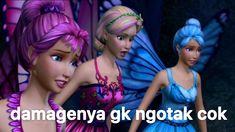 Barbie Jokes, Barbie Funny, Barbie I, Barbie Stuff, All Meme, Me Too Meme, Stupid Funny Memes, Cute Jokes, Good Jokes
