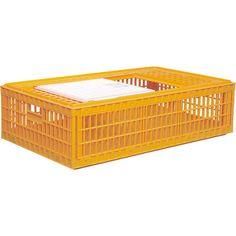 Ящик пластиковый для перевозки живой птицы