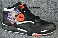 detailed look 2511c 92700 Reebok Pump Omni Lite J15298 Black White Varisty Orange Dee Brown DS Retro  NEW
