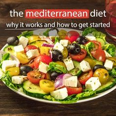 What is the best diet in the world? The Mediterranean Diet is the second best you can get, and it's not as hard to follow as you might think.