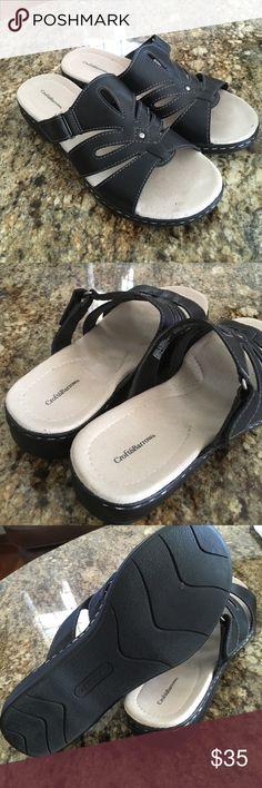 Croft&Barrow nice sandals New very nice croft & barrow Shoes Sandals