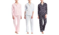 Sweet Coupon Deals - It's Cool to Clip René Rofé Tender Touch Pajama Set $14.99