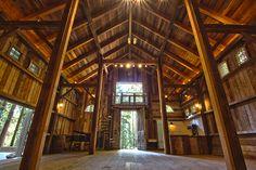 Stones & Flowers Barn Retreat | Santa Cruz Wedding Venue ($4500/day)