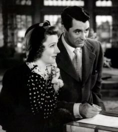 My Favorite Wife (1940) starring Cary Grant and Irene Dunne