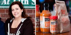 Amy Mills. 17th Street BBQ.   OnCue Consulting & Seminars  BBQ Tips Women - Barbecue Recipes from Women Who Know - Esquire
