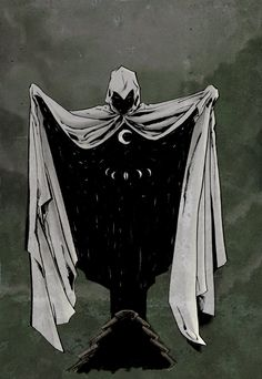 Moon Knight by Declan Shalvey