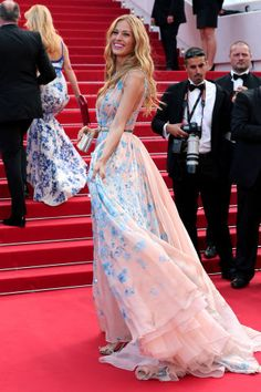 The most glamorous red carpet fashion spotted at Cannes Film Festival: Petra Nemcova