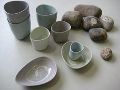 Margit Seland, pebble