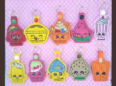 Sell your finished key fobs however please do not modify share or
