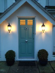 Custom made Front Door by Wild Wood Joinery