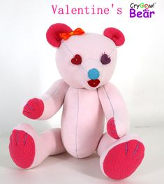 Our Valentins bear just for THAT day of LOVE.