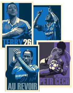 Chelsea Wallpapers, Chelsea Fc Wallpaper, Fc Chelsea, Chelsea Football, Football Is Life, Football Soccer, Stamford Bridge, Graphic Artwork, Fulham