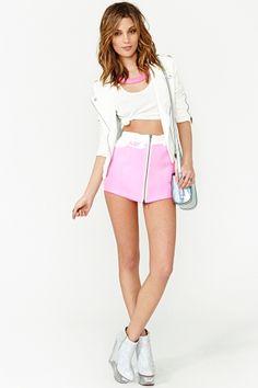 Hot Wire Skirt  #lostit
