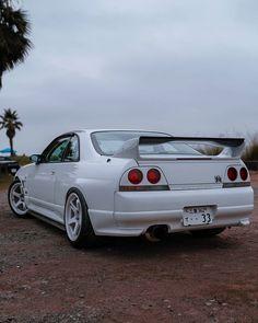 Nissan R33, Nissan Skyline R33, Street Racing Cars, Life Car, Turning Japanese, Drifting Cars, S Car, Japanese Cars, Jdm Cars
