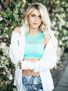 Stylish Stars With Their Own Activewear Lines | People - Julianne Hough's MPG Sport collection