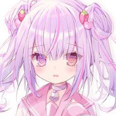 Profile Picture For Girls, Cute Profile Pictures, V Cute, Cute Art, Kawaii Art, Kawaii Anime, Creepy Guy, Anime Profile, Layout
