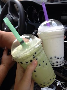 Bubble/Boba Tea is life, bae & everything ♥ ♥ ♥