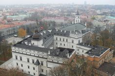 vilnius-Palace of the Grand Dukes of Lithuania