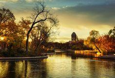 Morning at The Park by Stuzal.deviantart.com
