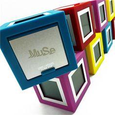 #clocks #colourful #muse