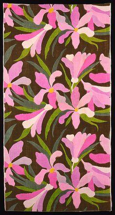 Paul Poiret, Textile, Bluette, ca. 1912
