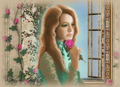 Ilustración con photoshop http://ilustracionmilagrosgonzalez.com