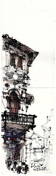 King Street by Ch'ng Kiah Kiean