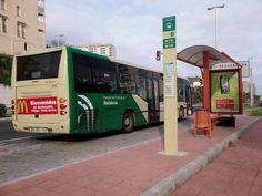 Resultado de imagen de parada de bus