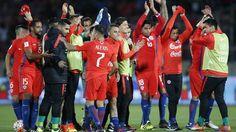 La dura advertencia que lanzó Marcelo Díaz tras triunfo de Chile - AS Chile