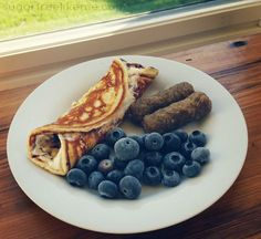 Sugar Free Like Me: Low Carb Flourless Quest Protein Pancakes