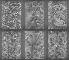 wired0513 | greyscale versions of different drafts for the w… | Flickr - Photo Sharing!