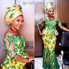 Modern, Simple, & Sleek Aso-Ebi Styles that will Wow You - Wedding Digest NaijaWedding Digest Naija