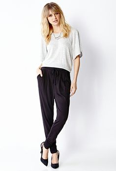 Relaxed Knit Pants | FOREVER21 - 2000073534