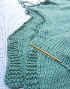 Why Knitters and Crocheters Are Plagued by UFOs (Unfinished Objects) - QuaternityKnits.com
