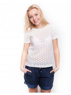 #MarcCain #LeoniExclusive #Shirt