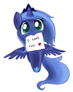 I love you by pridark on DeviantArt