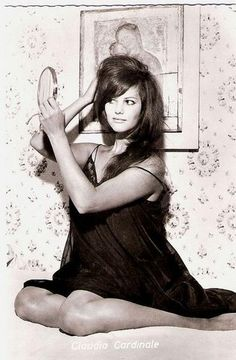Claudia Cardinale ♥ ♥ ♥ is always  competent, talented, and possessing all  the necessary powers, resources, skill, time,and opportunity, to makes me hotter and hornier as hell The highest truly honest and most secretly confession of the one and only Grey King