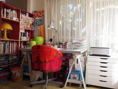 studio of artist Pilgrim