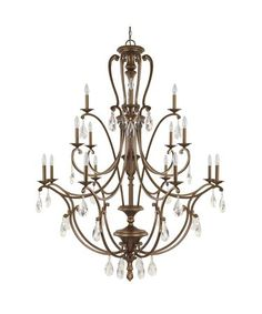 Capital Lighting 4290 Claybourne 50 Inch Chandelier