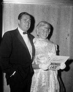 Doris Day and Husband Martin Melcher