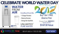 Ecoloblue and World Water day