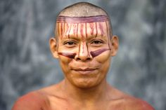 Luca Zanetti is a Swiss born photojournalist specializing in reportage, portrait and annual report photography. Witch Doctor, Tribal People, Beauty Around The World, American Spirit, People Of The World, Face Art, South America, Central America, Portraits