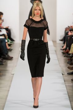 Oscar de la Renta Fall 2013 RTW - Review - Fashion Week - Runway, Fashion Shows and Collections - Vogue - Vogue