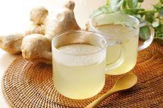 Aprenda receitas de sucos com gengibre para perder peso e cuidar da saúde!