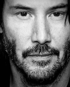 Keanu Reeves Quotes, Arch Motorcycle Company, Curly Crochet Hair Styles, Keanu Charles Reeves, Baba Yaga, Real Man, Famous People, Eyebrows, Germany