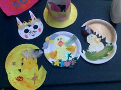 paper  plate easter crafts | Paper plate crafts | Easy Easter
